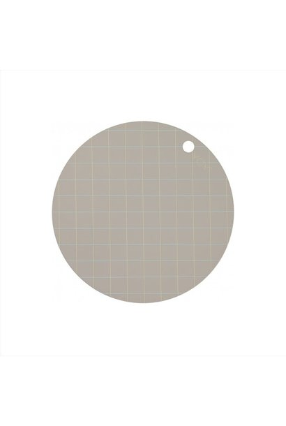 Placemats - Clay - Hokei - 2 st