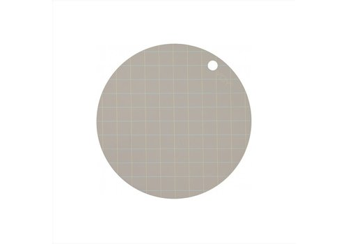 OYOY Placemats - Clay - Hokei - 2 st