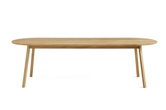 Triangle leg table-2