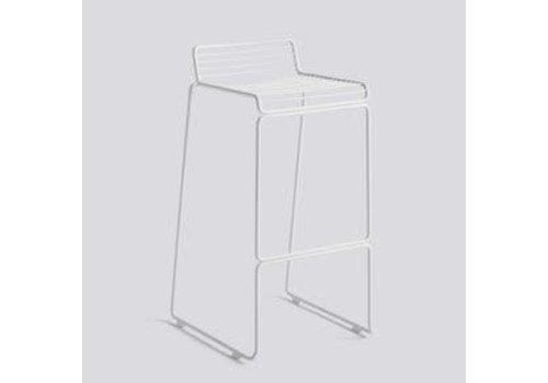 HAY Hee bar stool H 75 cm White