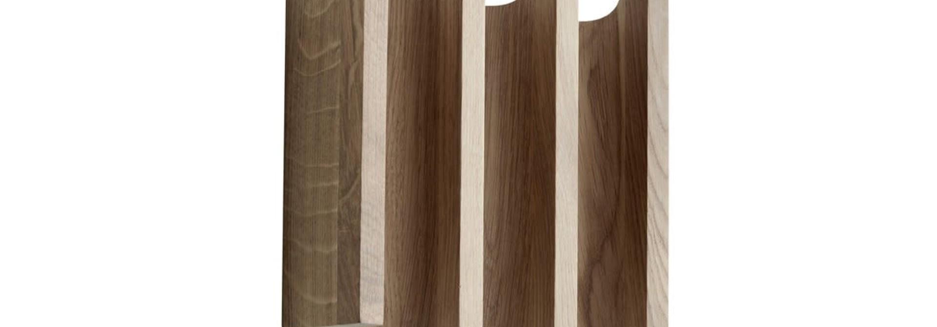 Column coat rack - Oak
