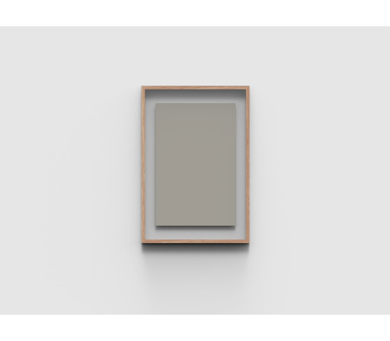 A01 - Magnetic writing board -