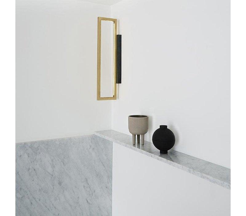 Rectangle Lamp / Wall Lamp