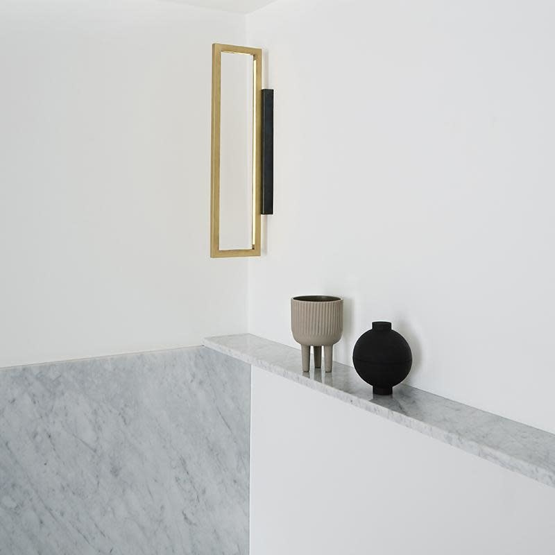 Rectangle Lamp / Wall Lamp-2
