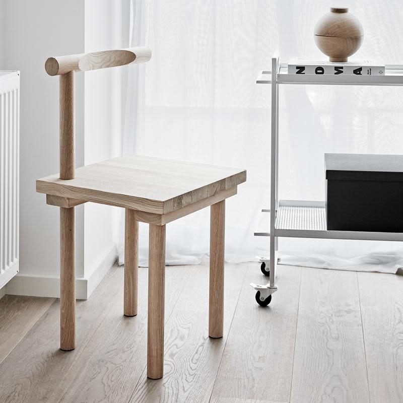 Sculptural chair-3