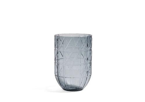 HAY Colour vase - L - Ø13,5 x H19