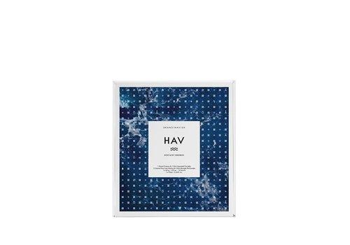 Skandinavisk Cadeauset - HAV - minikaars & handcrème