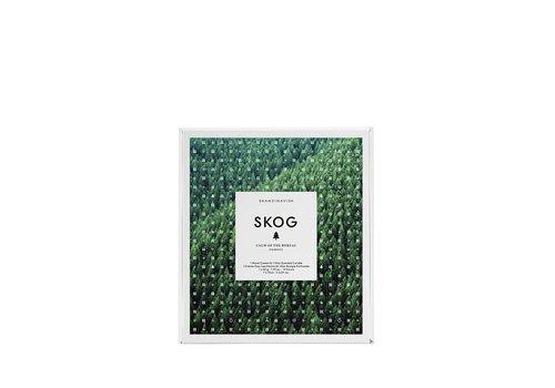Skandinavisk Cadeauset - SKOG - minikaars & handcrème