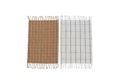 OYOY Gobi Tea Towel - 2 Pcs/Pack