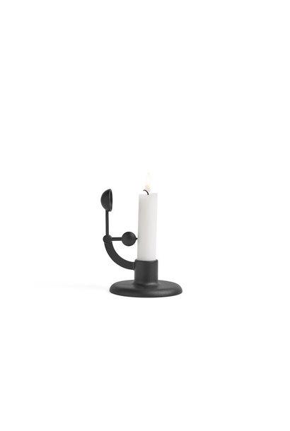 Moment candleholder - Black