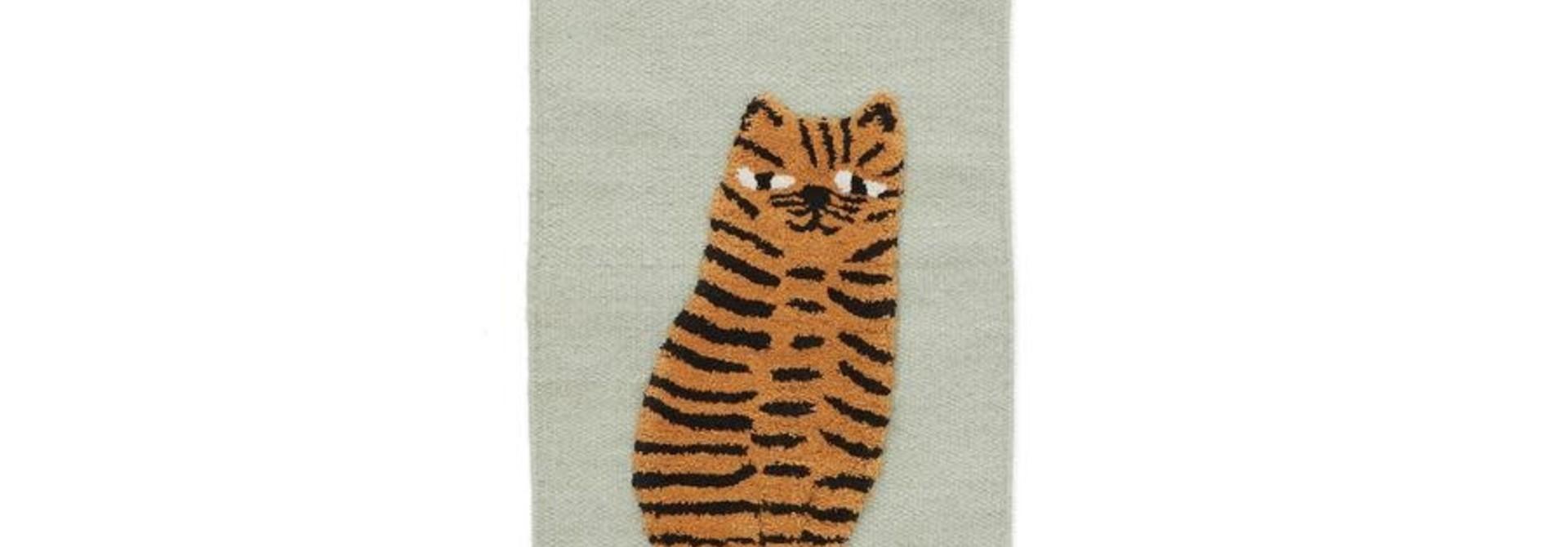 Tiger Wallhanger