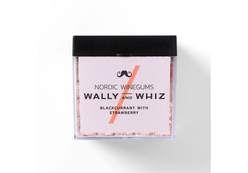 Wally & Whiz Blackcurrant with Strawberry