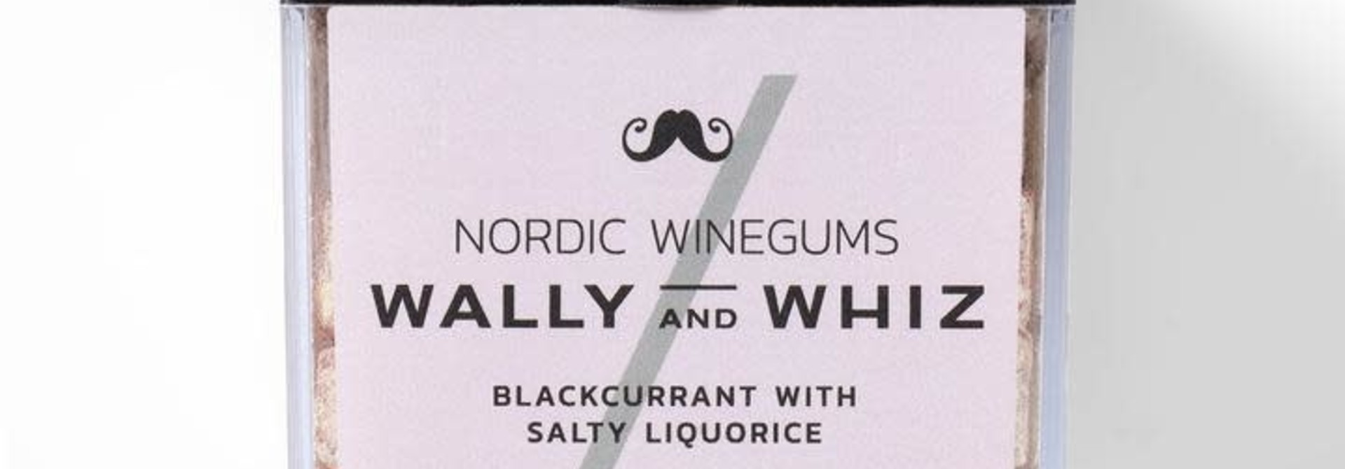 Blackcurrant with Salty Liquorice