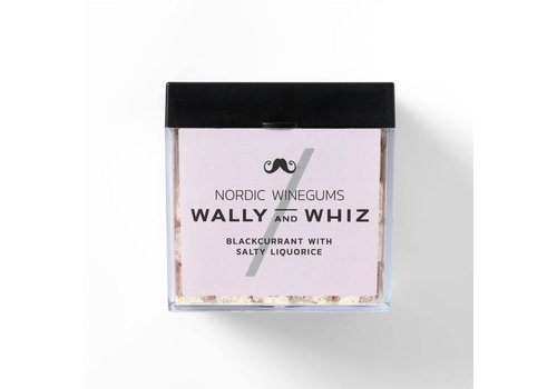 Wally & Whiz Blackcurrant with Salty Liquorice