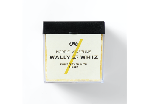 Wally & Whiz Elderflower with Ginger