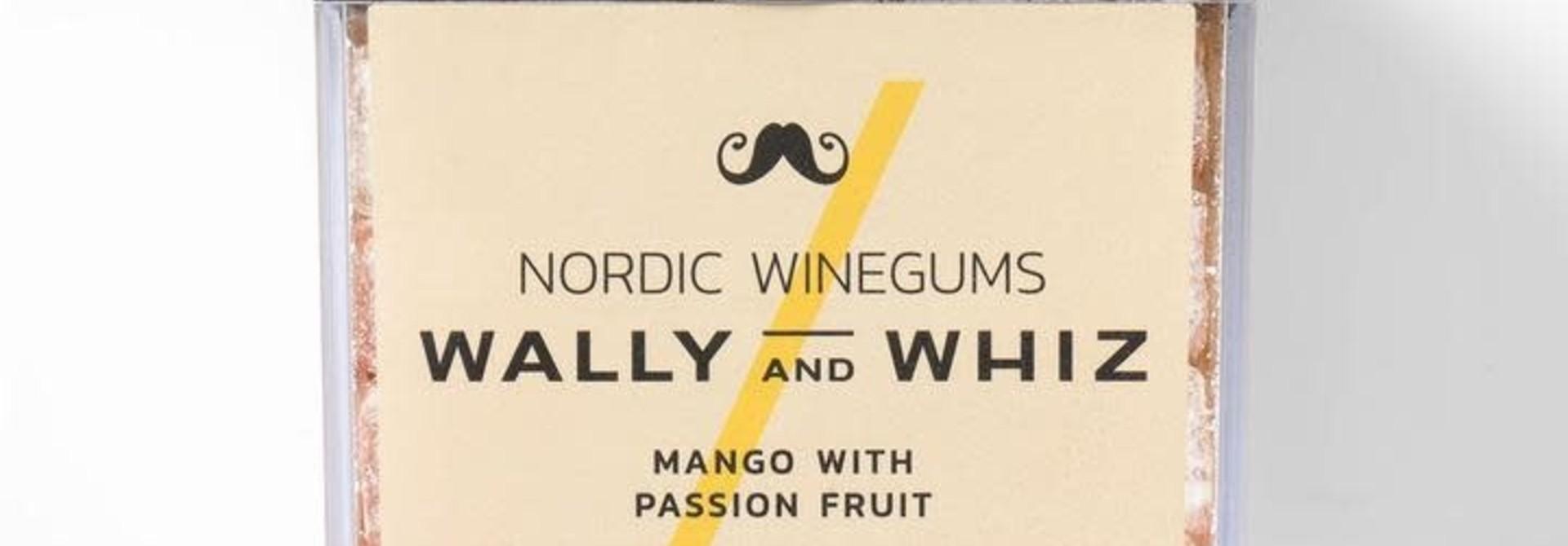 Mango with Passionfruit