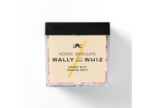 Wally & Whiz Mango with Passionfruit