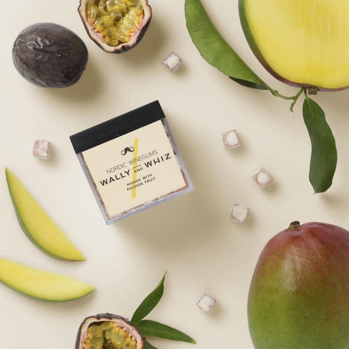 Mango with Passionfruit-2