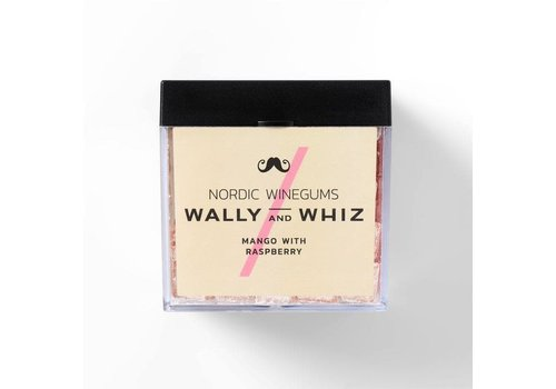 Wally & Whiz Mango with Raspberry