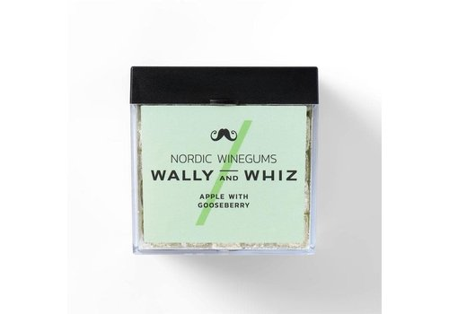 Wally & Whiz Apple with Gooseberry