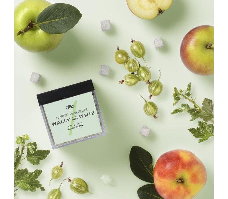 Apple with Gooseberry