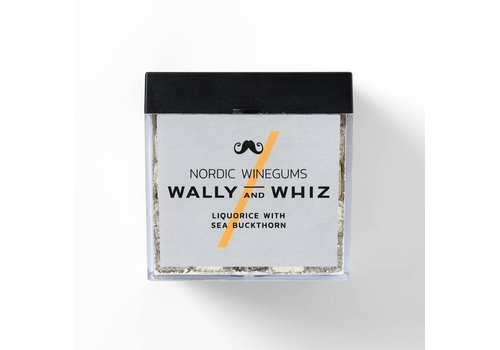 Wally & Whiz Liquorice with Sea Buckthorn