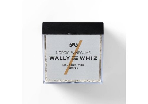 Wally & Whiz Liquorice with Coffee