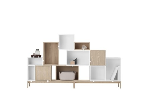 Stacked Storage System - solution 8