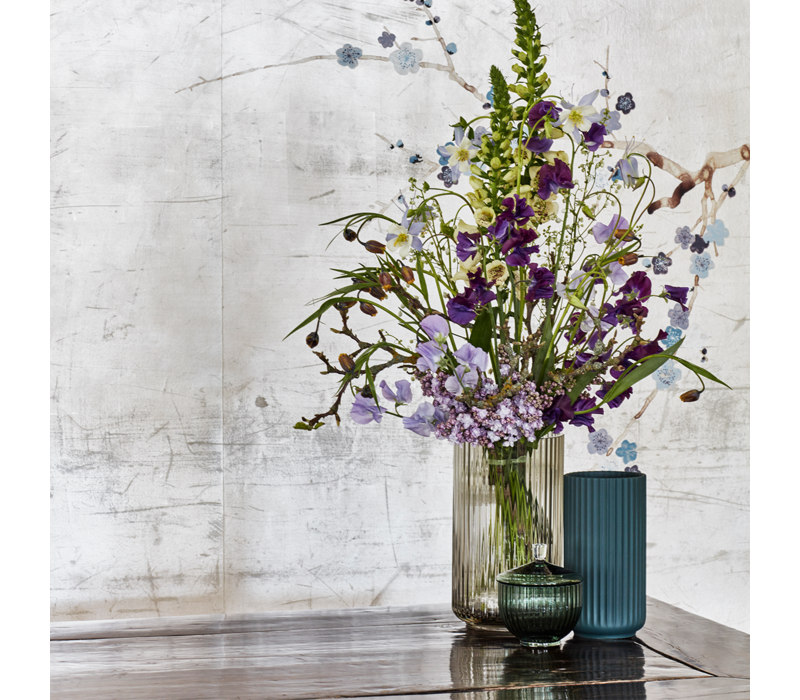 Lyngby vase - copenhagen green procelain