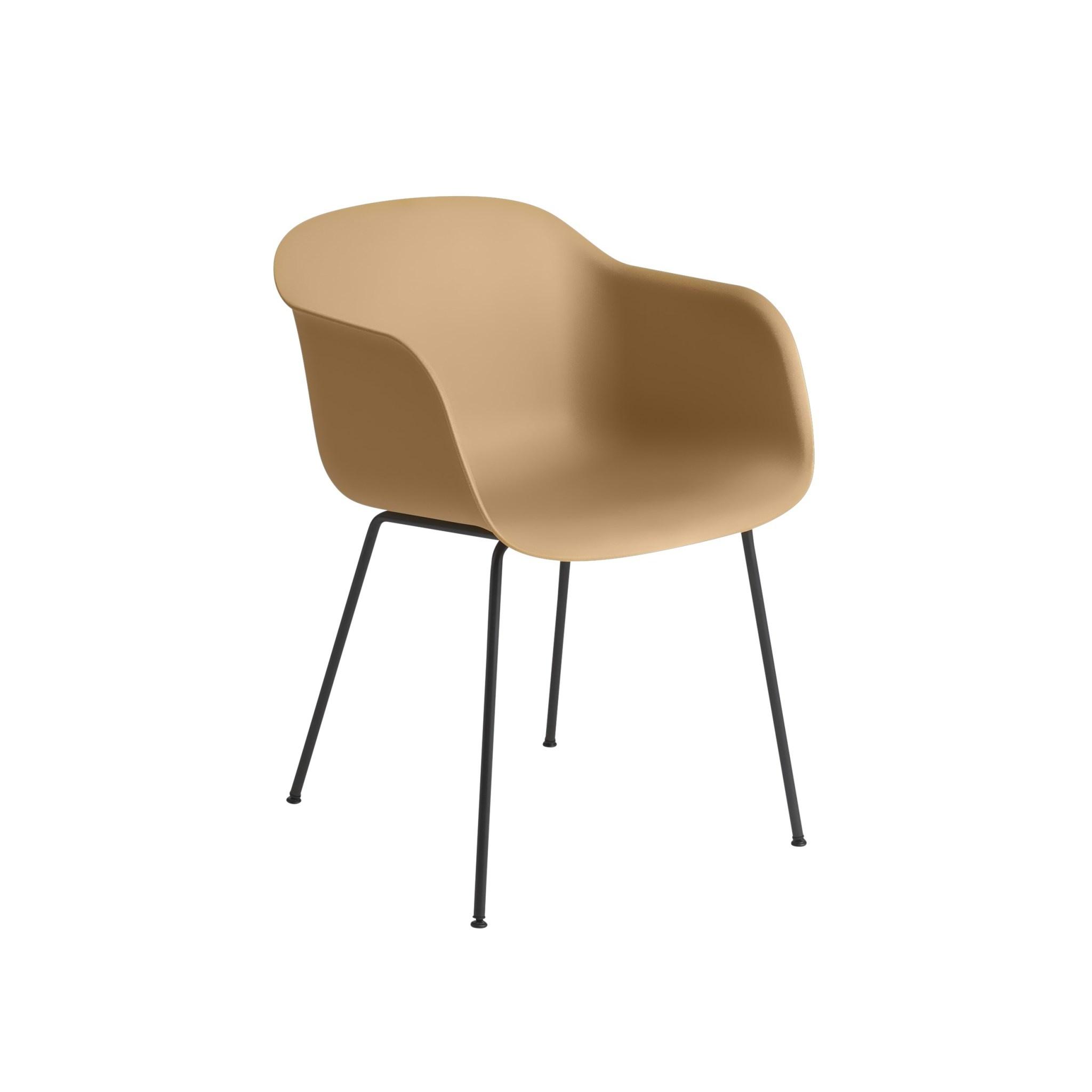 Fiber armchair tube base-6
