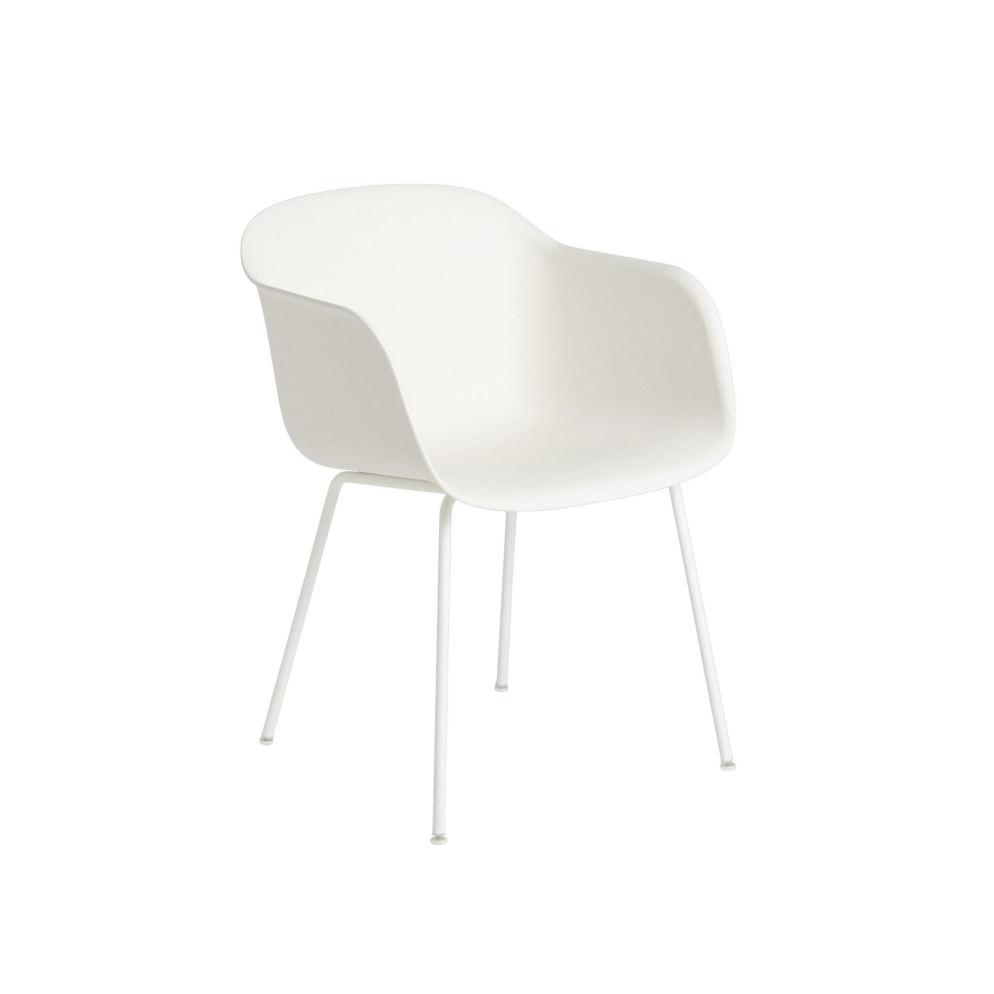 Fiber armchair tube base-1