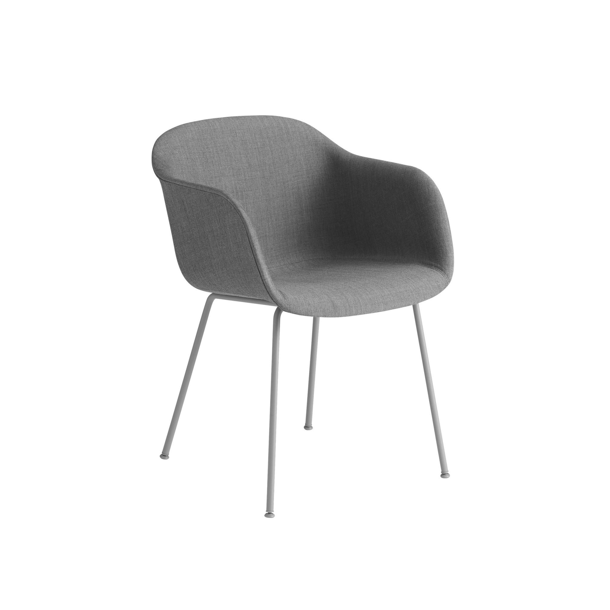 Fiber armchair tube base-9