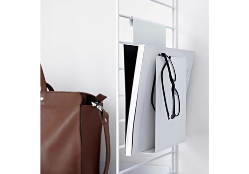String Magazine holder metal String - 1 pack