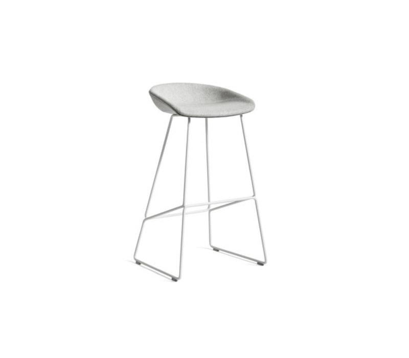 AAS39 - High (H74) White powder coated steel