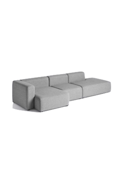 Mags 3 seater combination 4 - Left armrest