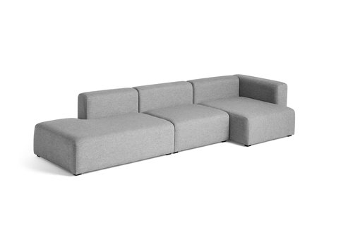 HAY Mags 3 seater combination 5 - Right armrest