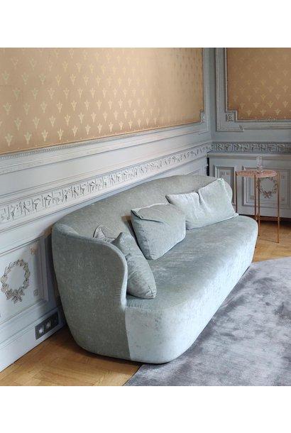 Stay sofa - H76 x W220 x D95cm - United Fabrics Eros 83