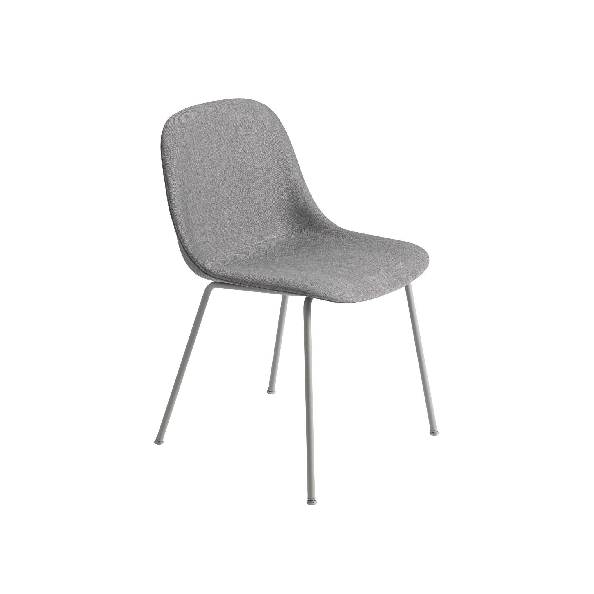 Fiber side chair tube base-7