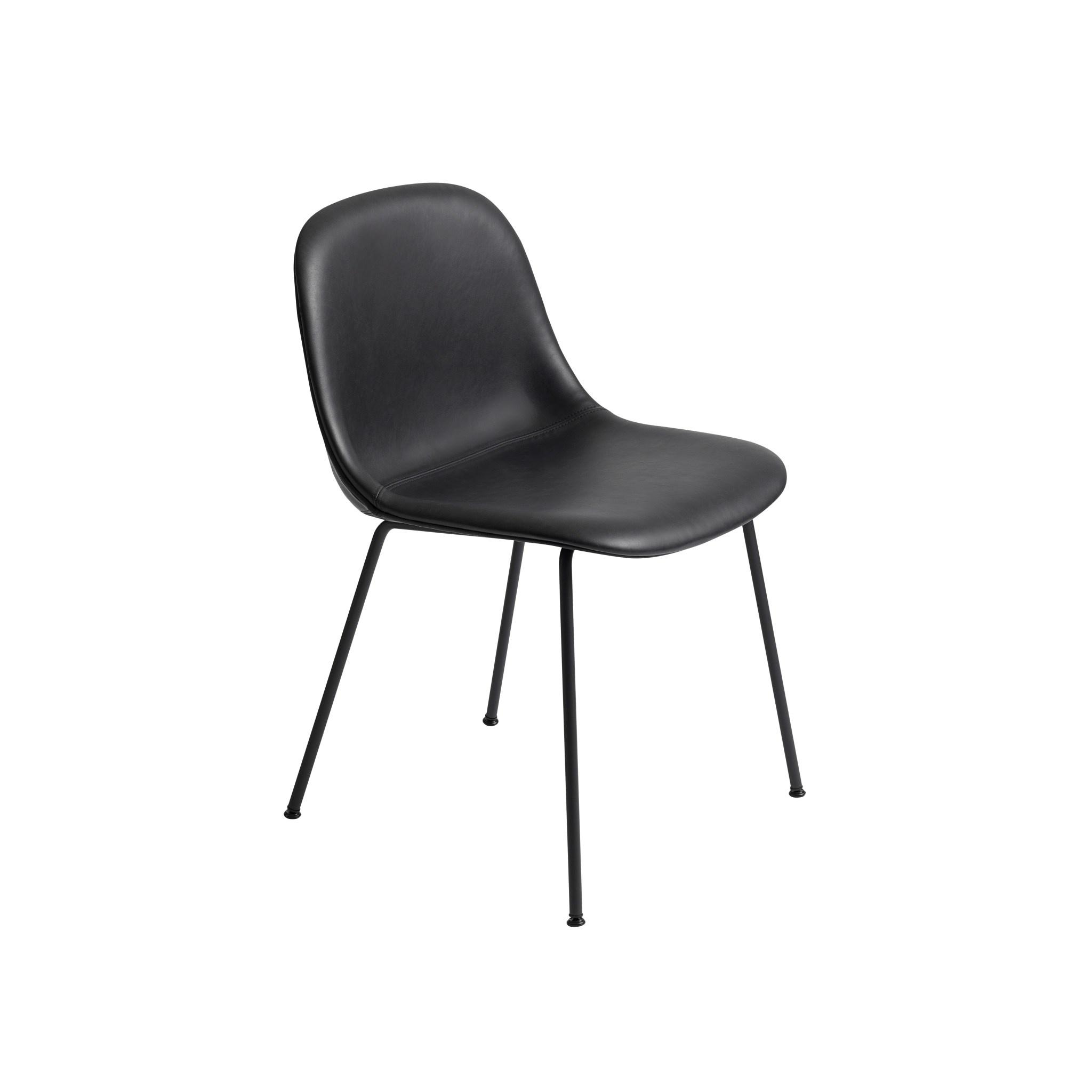 Fiber side chair tube base-9