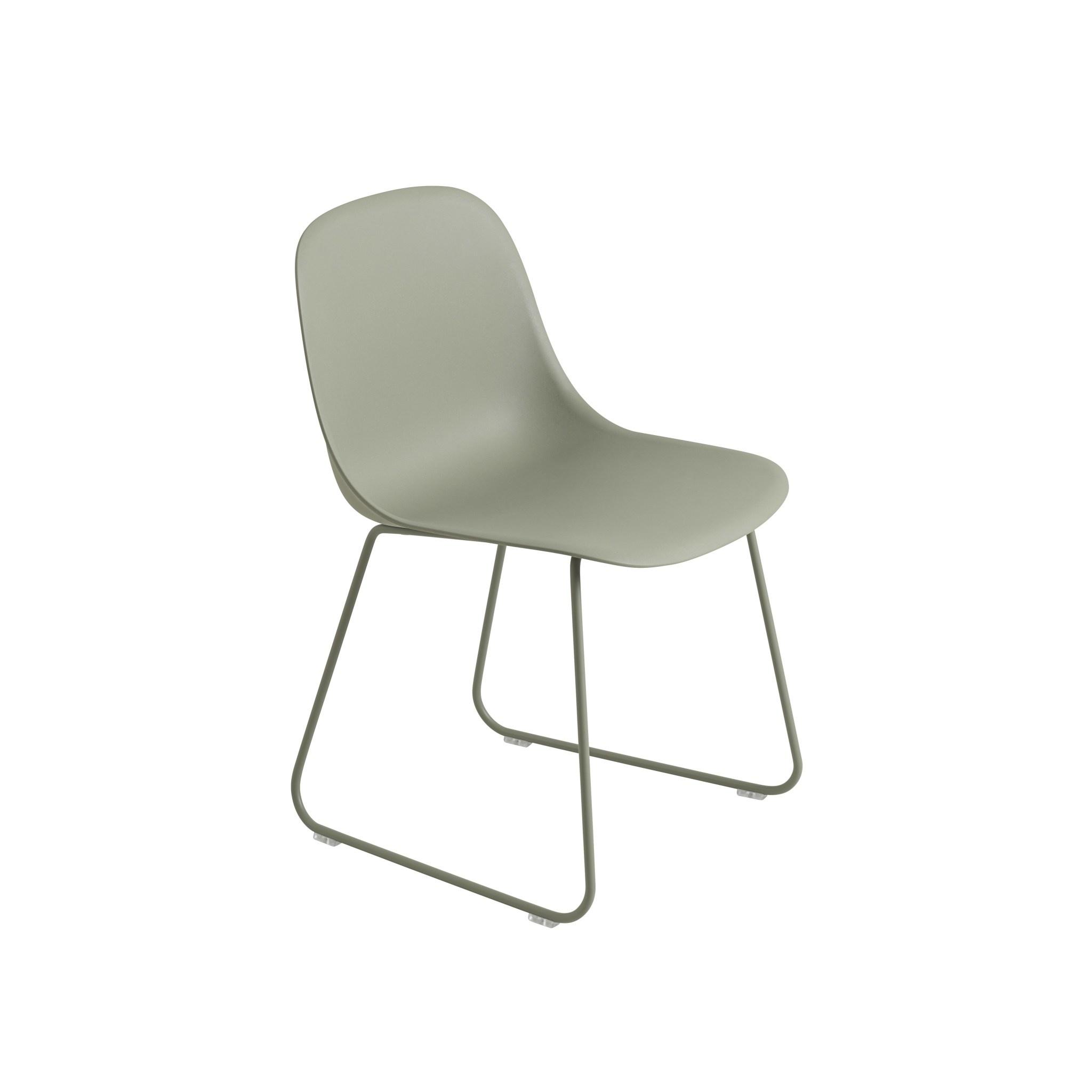 Fiber side chair sled base-6