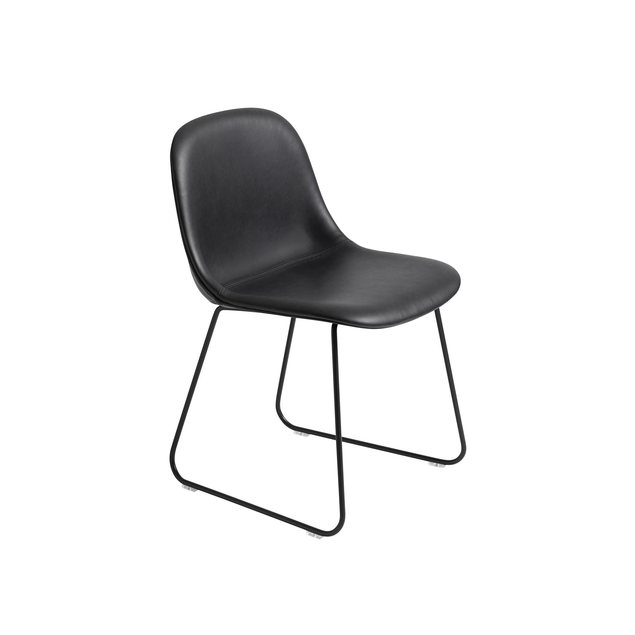 Fiber side chair sled base-8