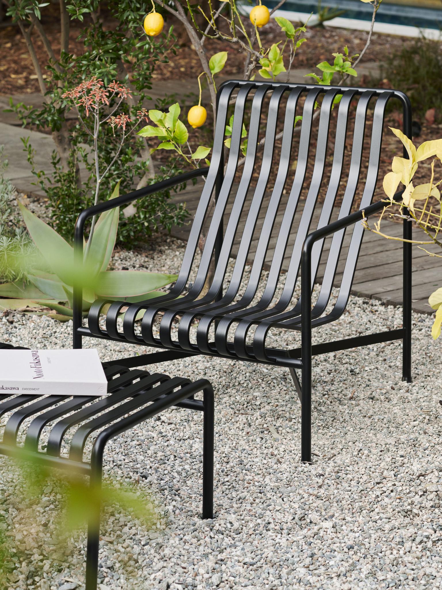 Palissade Lounge chair high-2