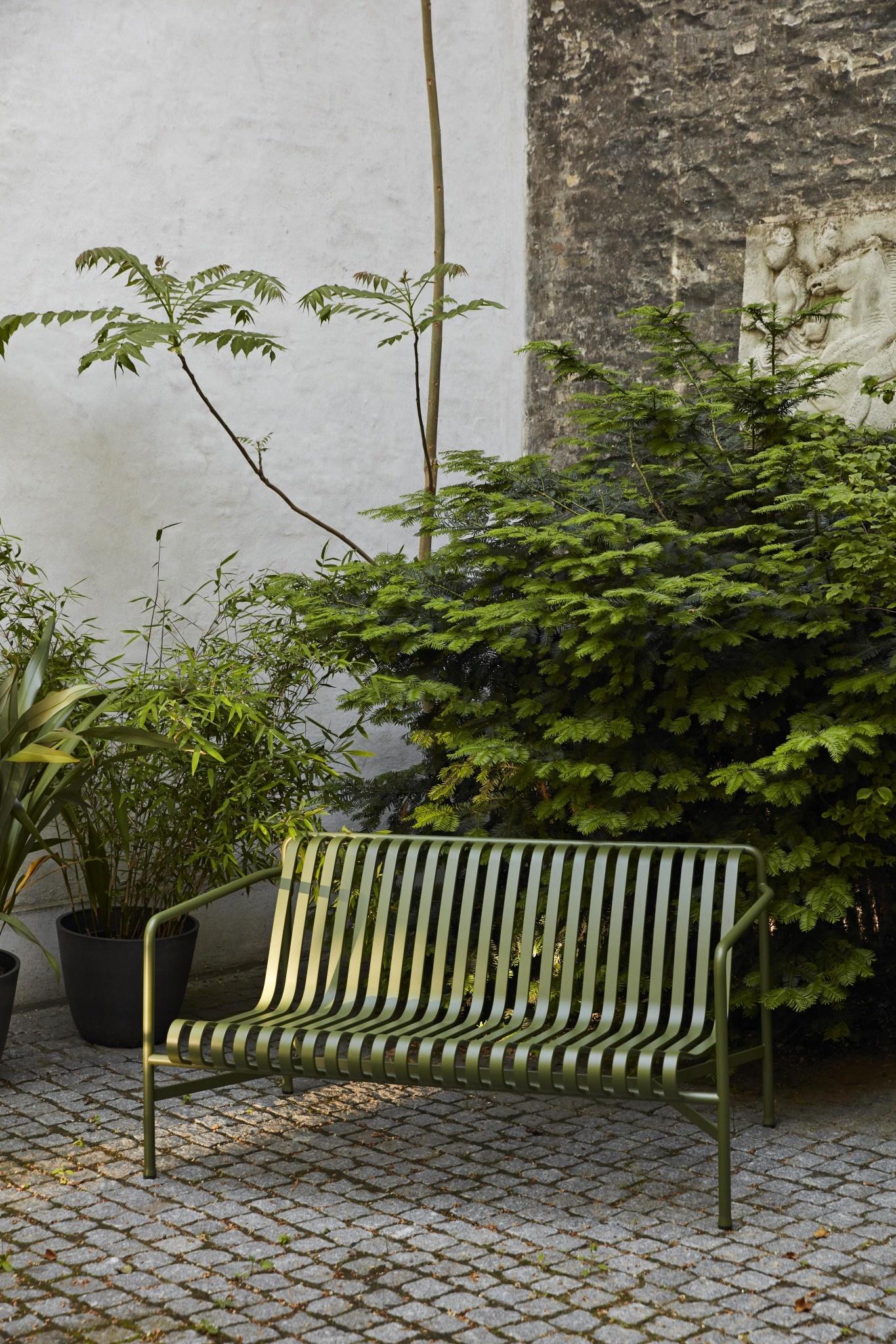 Palissade Dining bench-2