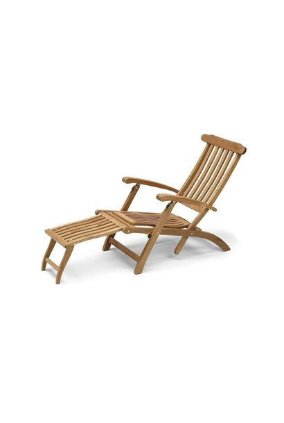 Steamer Deck Chair Teak