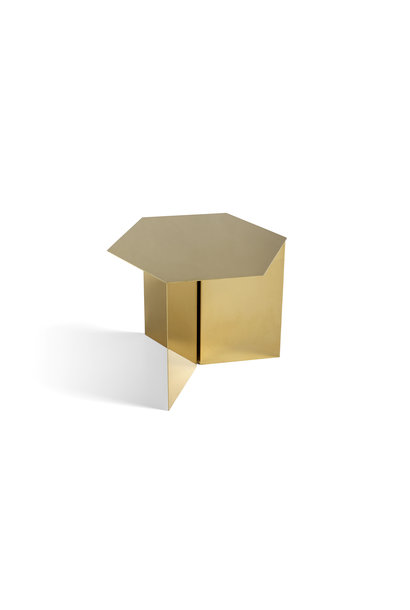 Slit table - Hexagon side table