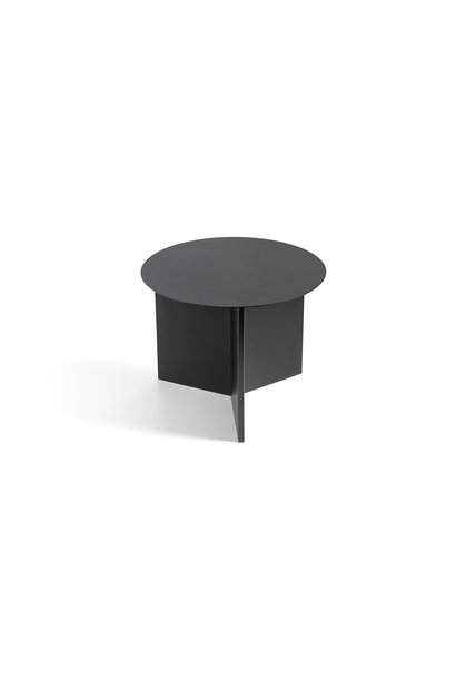 Slit table - Round side table
