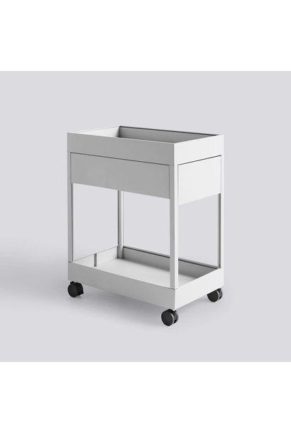 New Order Trolley - A 1 Drawer and tray top incl. lock