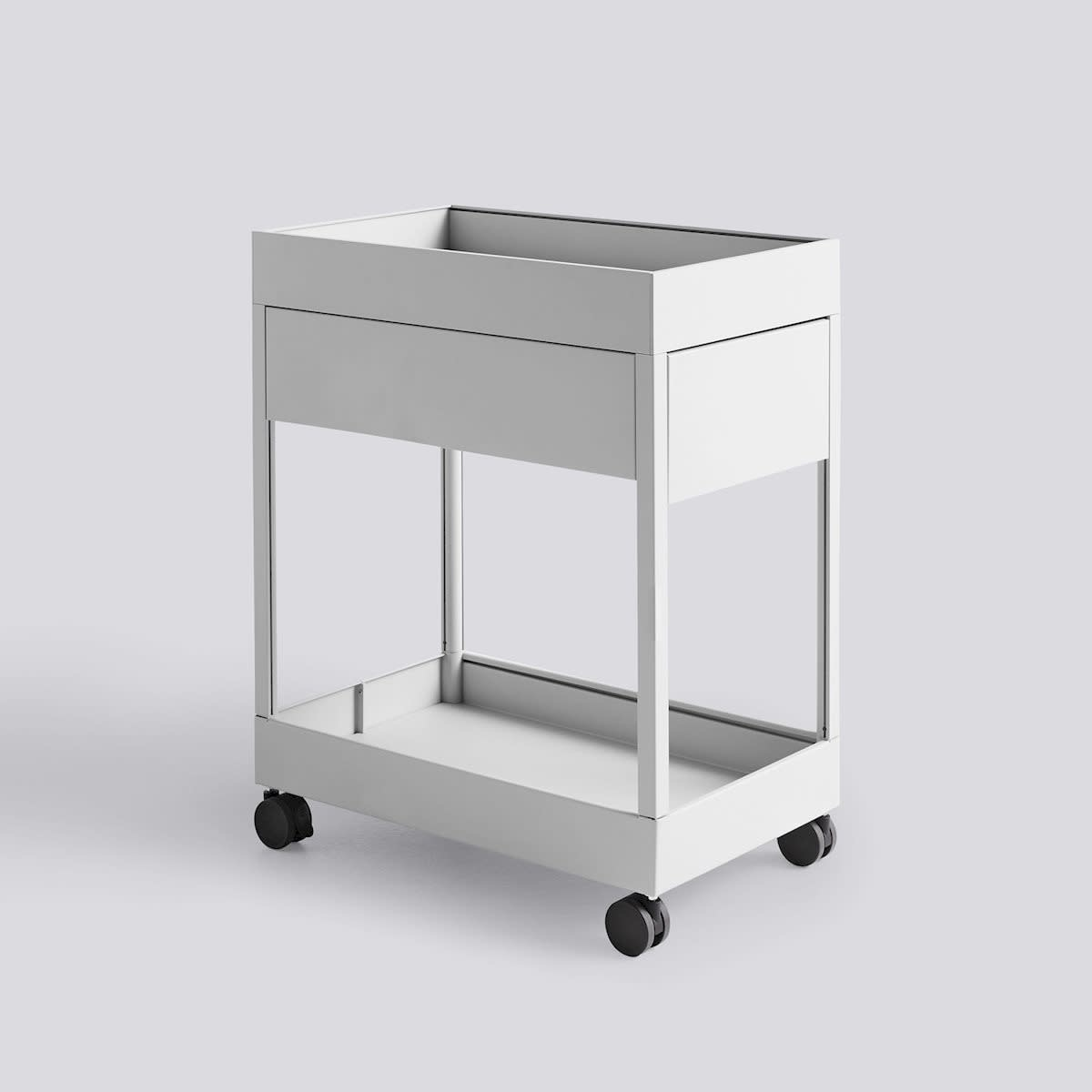New Order Trolley - A 1 Drawer and tray top incl. lock-1