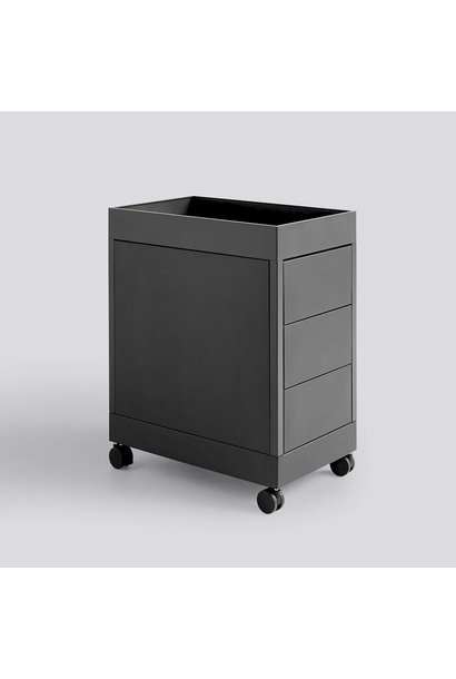 New Order Trolley - B 3 Drawer and tray top incl. lock