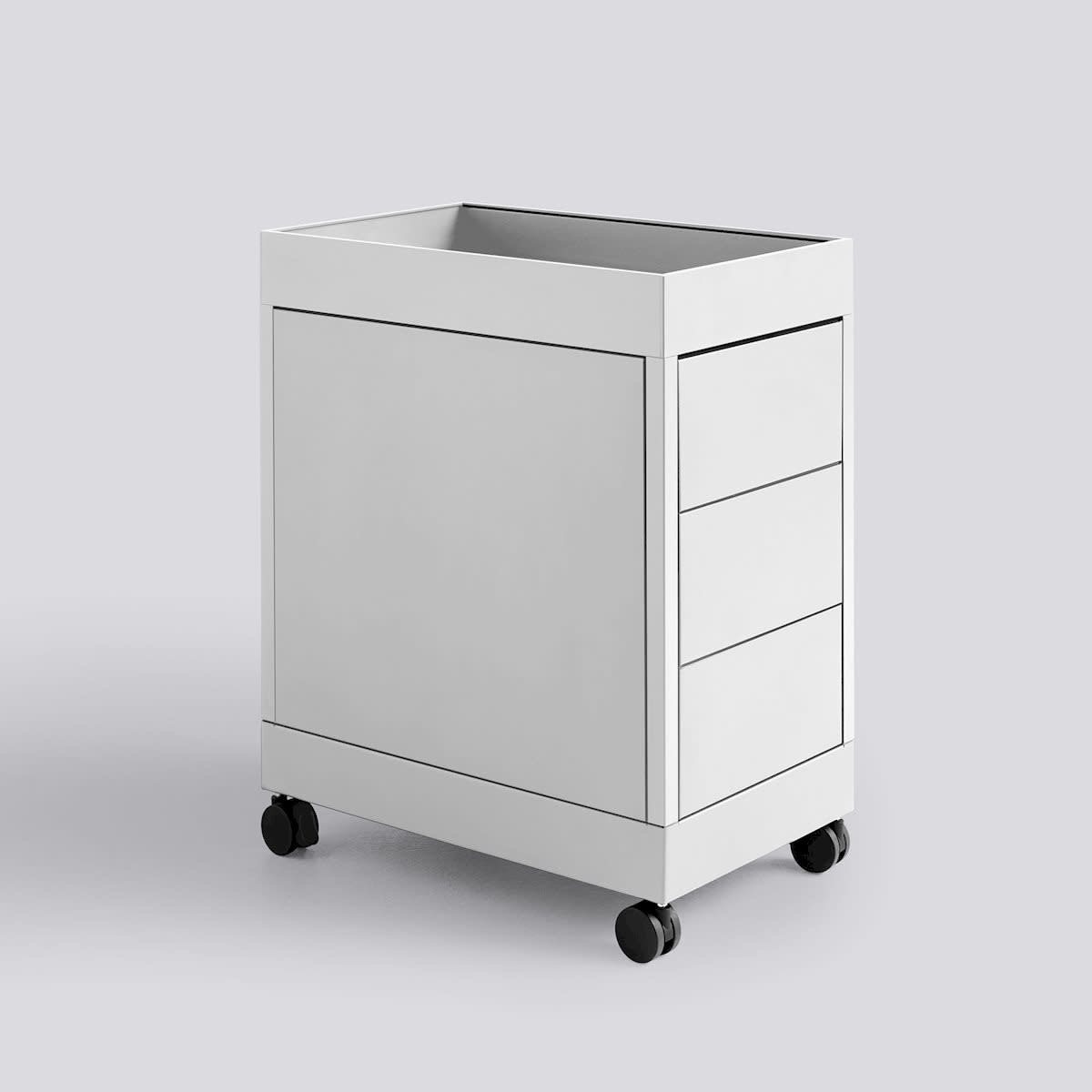 New Order Trolley - B 3 Drawer and tray top incl. lock-2